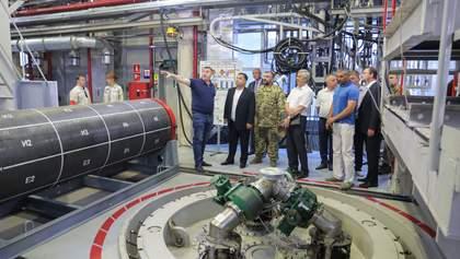 """На Днепропетровщине испытали ракетный комплекс """"Нептун"""": видео"""