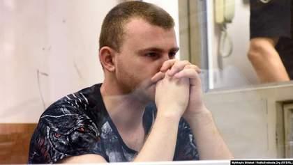 Просто взял и убил, руками: Тарасов признался в нападении на Дарию Лукьяненко – видео