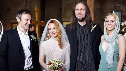 """Гітарист гурту """"Океан Ельзи"""" одружився: Святослав Вакарчук був свідком"""
