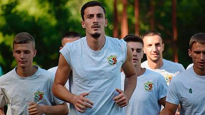 """Футболисты """"Ворсклы"""" присоединились к акции в поддержку Грузии: фото"""