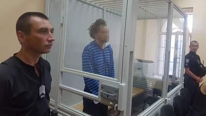 Суд обрав запобіжний захід ймовірному вбивці 9-річного Захара Черевка