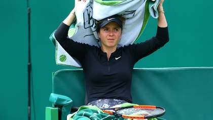 Свитолина проиграла в первом матче на турнире в Истборне, Цуренко пробилась в 1/16 финала