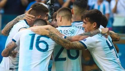 Аргентина – Венесуэла: прогноз букмекеров на матч Кубка Америки