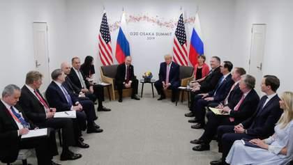 Зустріч Трампа з Путіним: політики не обговорювали звільнення українських моряків