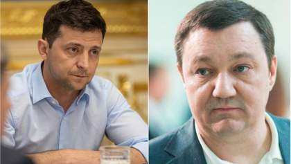 Зеленский посмертно наградил нардепа Дмитрия Тымчука