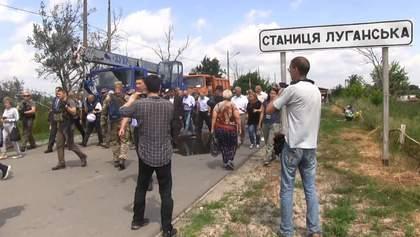 Что делал Кучма возле боевиков: украинские военные меняют позиции