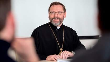 УГКЦ попросит у Папы Римского о собственном патриархате