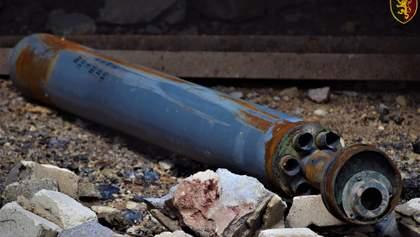 Потужний вибух у Мар'їнці: бойовики використали незвичну заборонену зброю