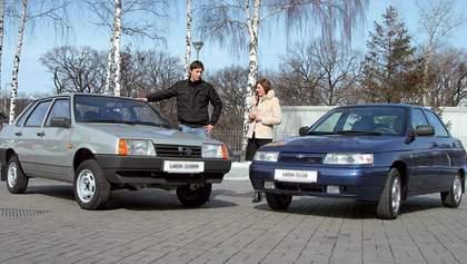 Російські авто заборонили ввозити в Україну