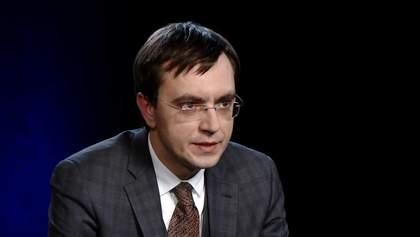Офіс президента виключив Омеляна зі складу української делегації до Канади