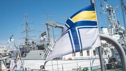 У Військово-Морських Силах України озвучили головний урок, який отримали у 2014 році