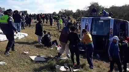 Жуткое ДТП в Аргентине: погибли 15 туристов