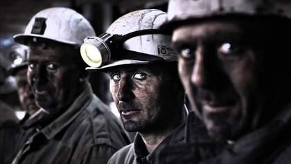 На Луганщині гірники влаштували протест у шахті і відмовляються підніматися на поверхню