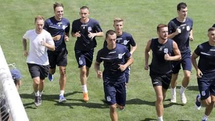 """З """"Чорноморця"""" масово пішли гравці після пониження клубу в Першу лігу"""