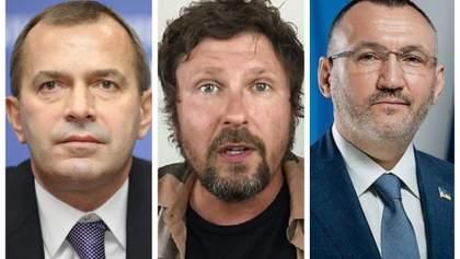 СБУ проверяет, жили ли Клюев, Шарий и Кузьмин в Украине последние 5 лет