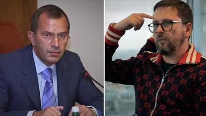 СБУ подтвердила, что Шарий и Клюев не находились в Украине последние 5 лет