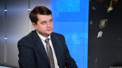 Разумков попередив про небезпеку зриву парламентських виборів