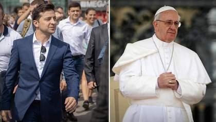 Главные новости 6 июля: Зеленский на Львовщине и Закарпатье, Папа Римский про Донбасс