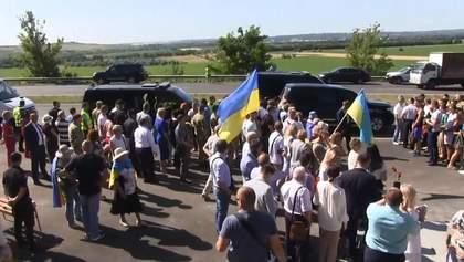 Як у Краматорську святкували звільнення міста від російських бойовиків: фото та відео