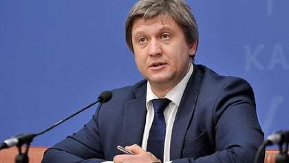 Зарплата секретаря СНБО Данилюка: стала известна сумма