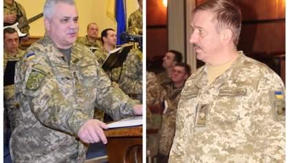 """Полторак назначил новых командующих командования """"Юг"""" и Сил логистики ВСУ"""