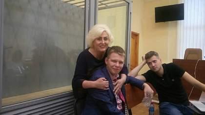 Под Киевом ограбили адвоката скандальных Мангера и Штепы