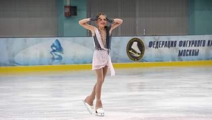 Скандальна російська фігуристка буде виступати за Україну
