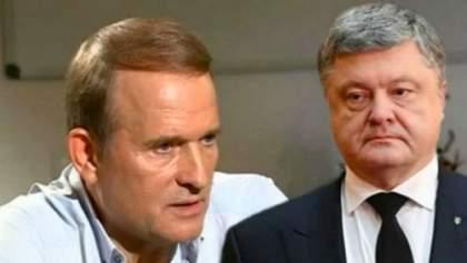 Між Порошенком і Медведчуком був пакт про ненапад на телеканалах, – експертка