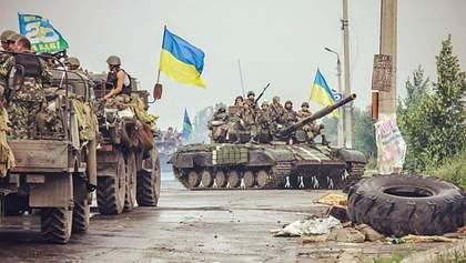 Украинцы не готовы к компромиссам с агрессором на Востоке: соцопрос