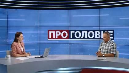 Мішель Терещенко розповів, чому  в кабінеті зняв портрет Порошенка за його президентства