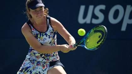 Юна українська тенісистка пробилася у чвертьфінал Вімблдону
