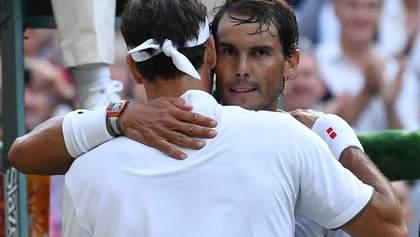 Федерер і Надаль відіграли божевільний 40-й матч: найкращі моменти (відео)