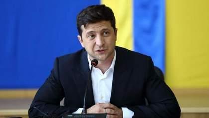 Зеленский попросил Труханова о бесплатном въезде в Одесский порт