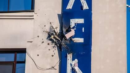 """Обстріл каналу """"112 Україна"""": з'явилась критична реакція ОБСЄ"""