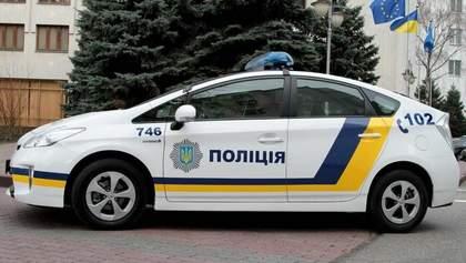 Мужчина похитил полицейское авто во время задержания другого правонарушителя на Киевщине