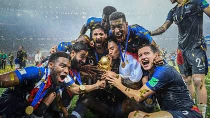 Хорватское чудо и бессмысленный ляп Льориса – год назад Франция выиграла чемпионат мира: видео