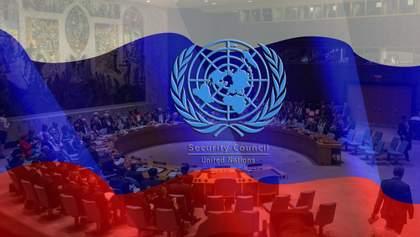 Совбез ООН обсудил инициированный Россией вопрос закона о языке в Украине: детали