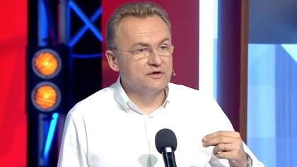 Садовий закликає політиків підтримати Терещенка на виборах у 159 окрузі