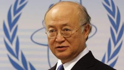 Помер генеральний директор МАГАТЕ
