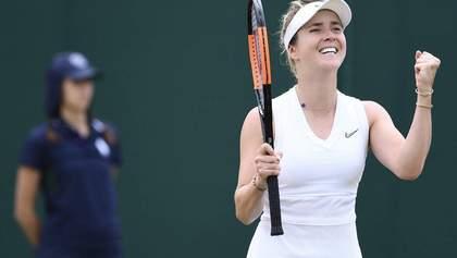 Свитолина осталась в топ-10 рейтинга WTA, еще три украинки в топ-100