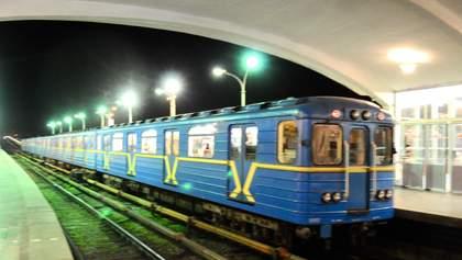 В киевском метро запускают 4G