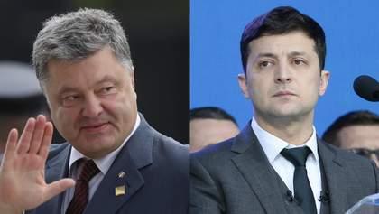 Готовы ли сотрудничать Зеленский и Порошенко: ответы членов партий