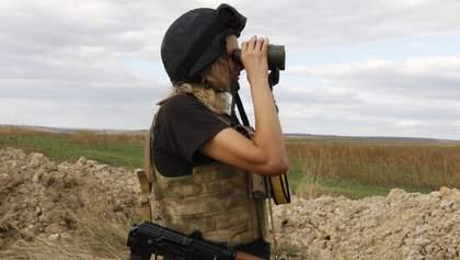 Впервые за время перемирия на Донбассе было спокойно