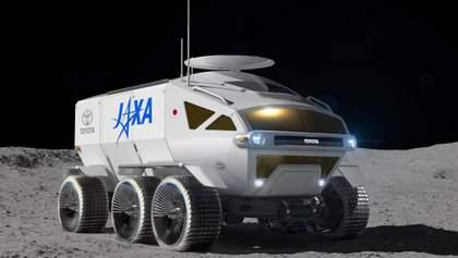 Toyota планує освоювати Місяць: деталі місії