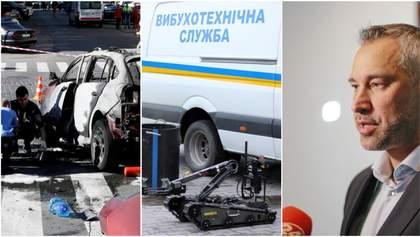 Главные новости 23 июля: кто убил Шеремета, минирование ЦИК и Рябошапка как генпрокурор