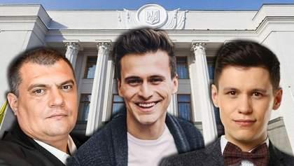 """Как новички победили старых политиков: мажоритарщики партии """"Слуга народа"""""""