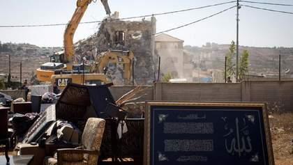 Канада решительно осудила разрушение Израилем палестинских зданий в одном из районов Иерусалима