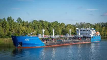 Що відомо про російський танкер NEYMA, який затримала СБУ