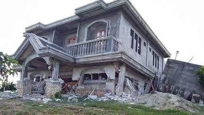 Філіппіни струснула серія землетрусів, є загиблі: фото, відео