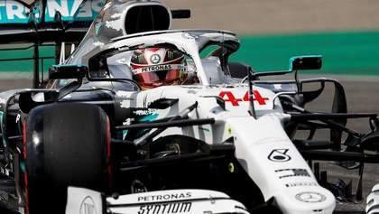 Формула-1: Хэмилтон завоевал поул на Гран-при Германии, Феттель – последний